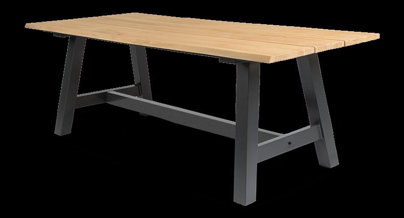 Verdigo Teak Table 200