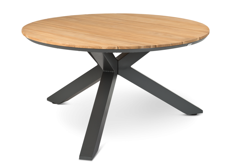 Omnigo Teak Table 120